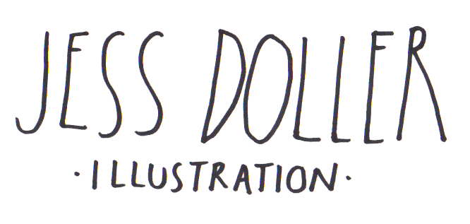 Jess Doller - Illustration